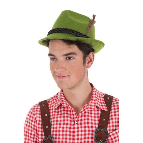 Sombrero Bávaro Cordón Negro