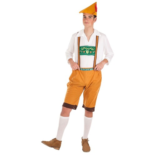 Disfraz Bávaro Tirol Adulto