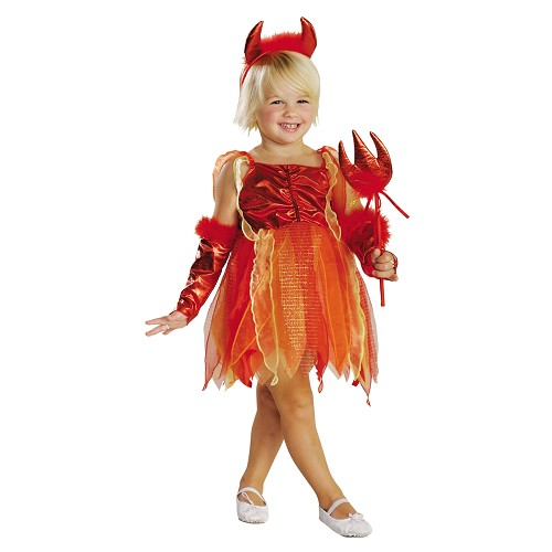 Daemonette Little Girl Costume