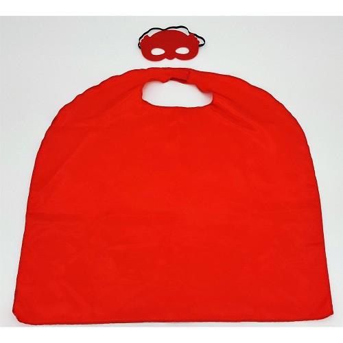 Disfraz Capa Mask Roja