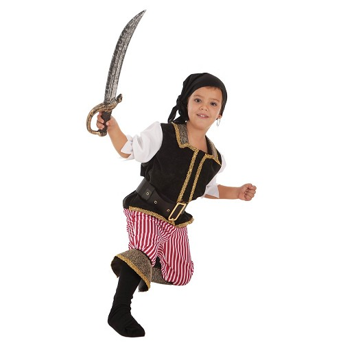 Disfraz Bucanero Caribe Infantil