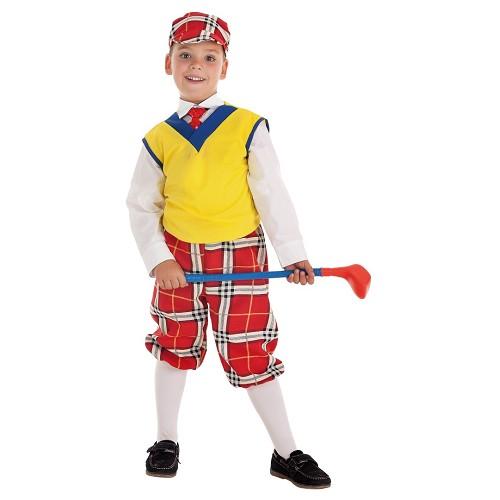 Disfraz Jugador Golf Infantil