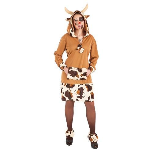 Disfraz Vaca Mimosa Adulto