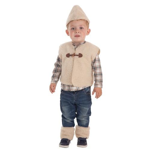 Disfraz Pastor Chaleco Bebe (0 a 12 meses)