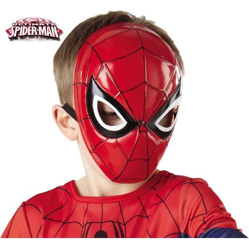 Mascara Spiderman 1/2 Infantil