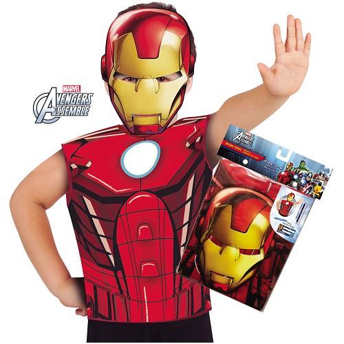 Iron Man Partytime Set Infantil