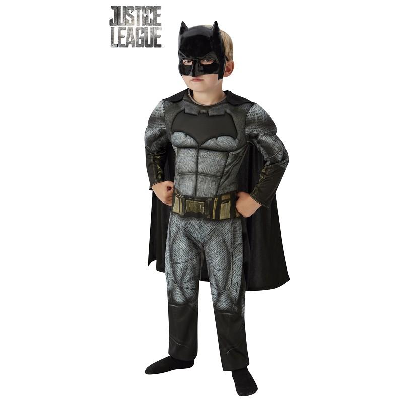 Disfraz Batman Jl Movie Delux Infantil