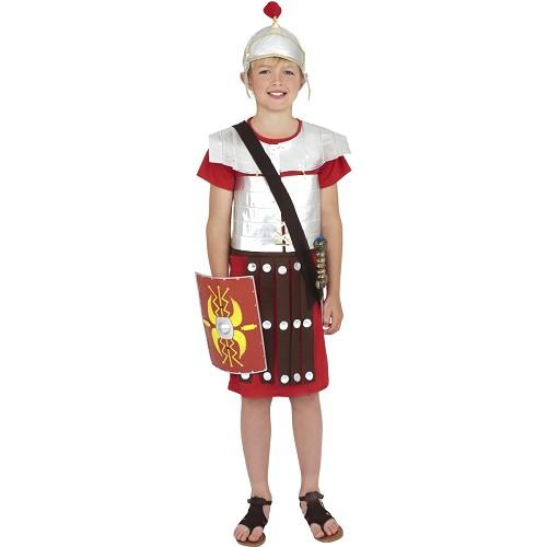 Disfraz Soldado Romano Lux Infantil