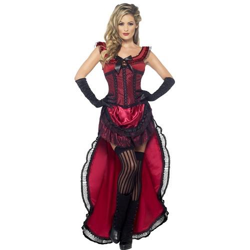 Disfraz Cabaret Lux Adulto