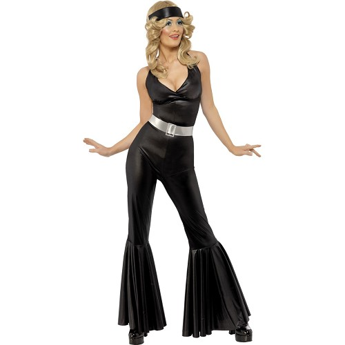 Disfraz Diva de Los 70 Lujo Adulto