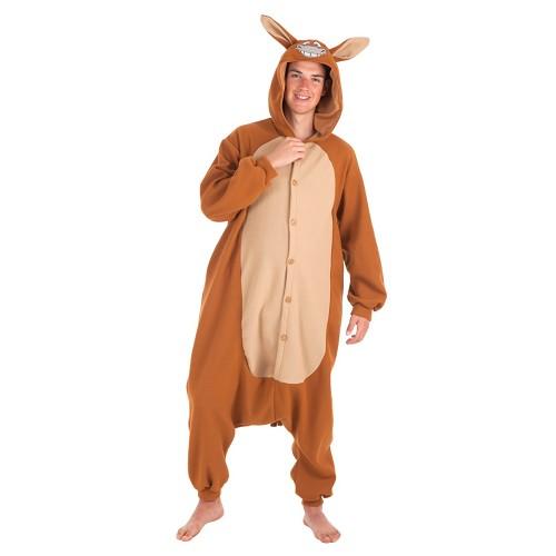 Disfraz Pijama Burro Adulto T-L