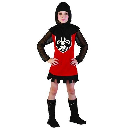Disfraz Guerrera Medieval Infantil