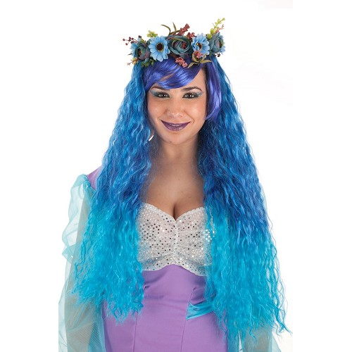 Peluca Sirena