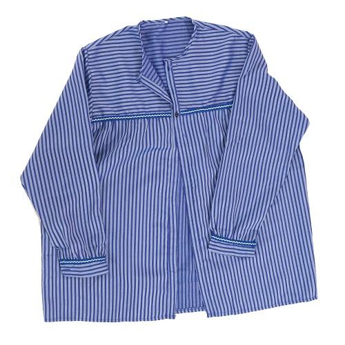 Blusón Fallero Azul Pasamaneria Infantil