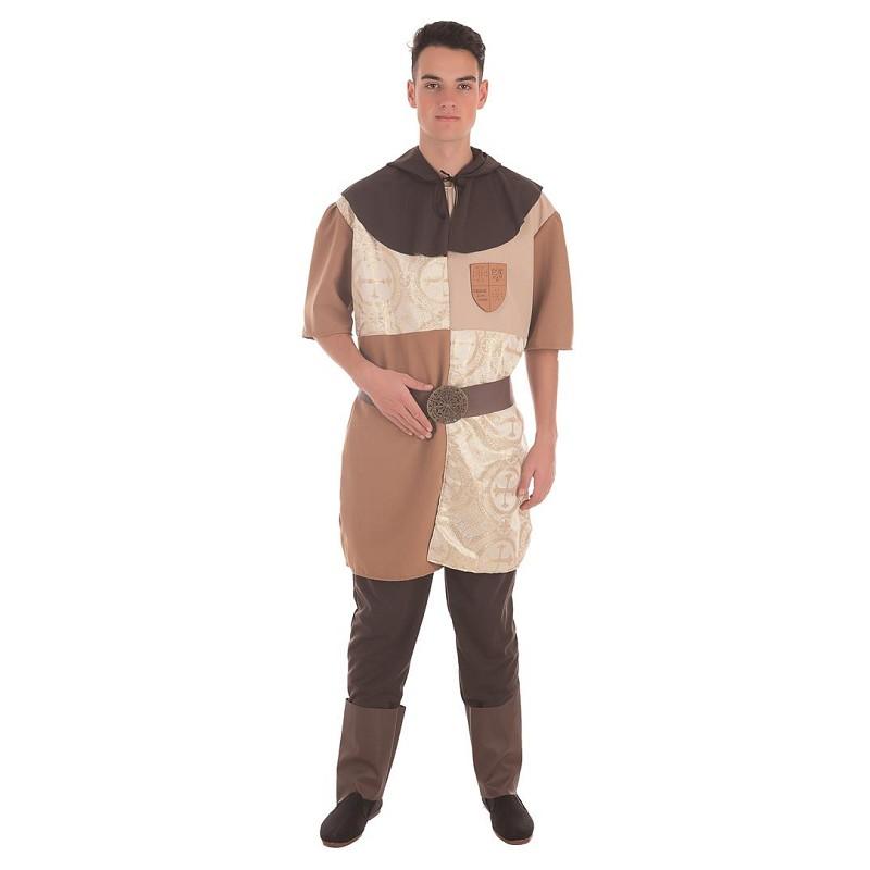 Disfraz Caballero Cruzada Adulto