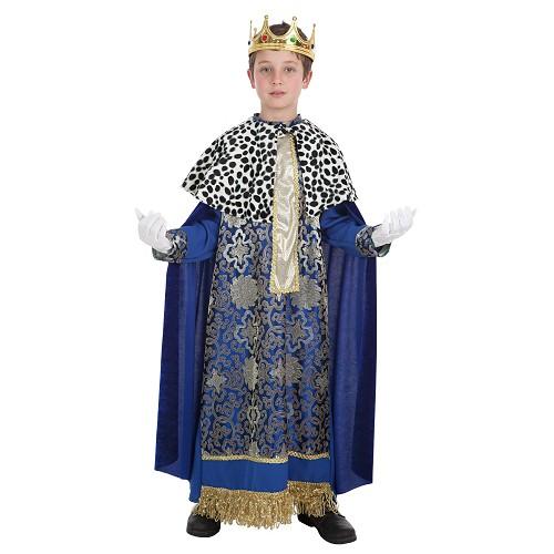 Fantasia de criança rei Melchior