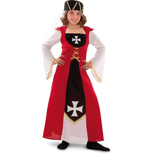 Disfraz Marquesa Medieval Infantil