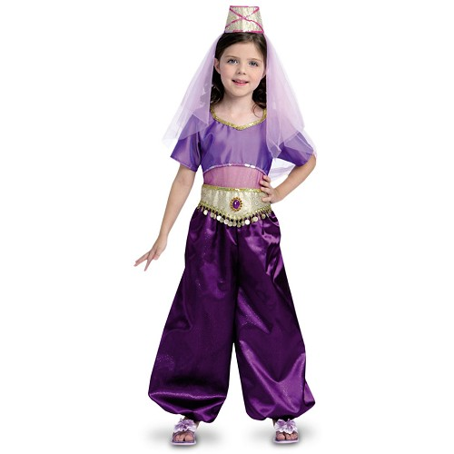Disfraz Chica Del Haren Infantil