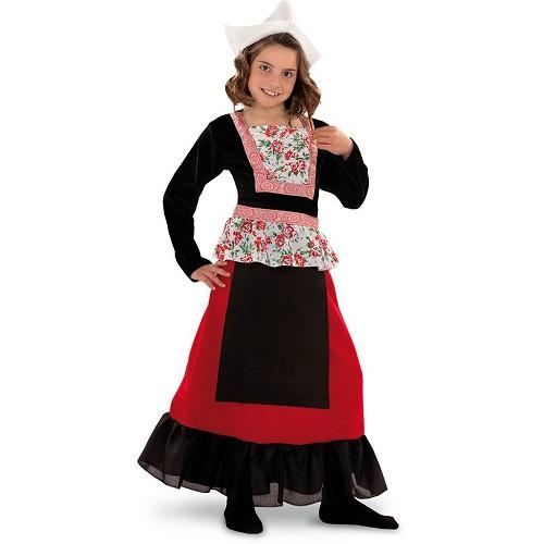 Disfraz Holandesa Infantil