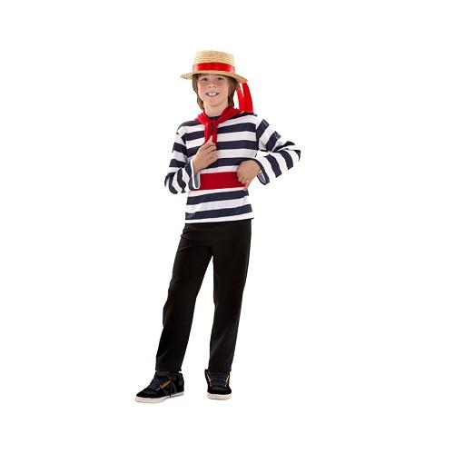 Disfraz Veneciano Infantil