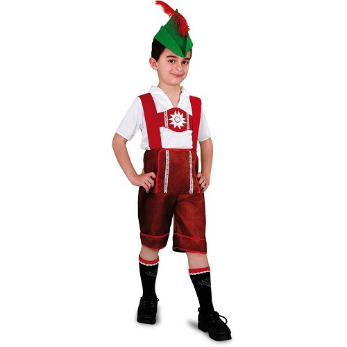 Disfraz Tiroles Infantil