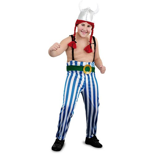 Disfraz Galo Gordo Infantil