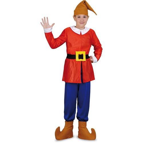 Disfraz Enanito Rojo Infantil