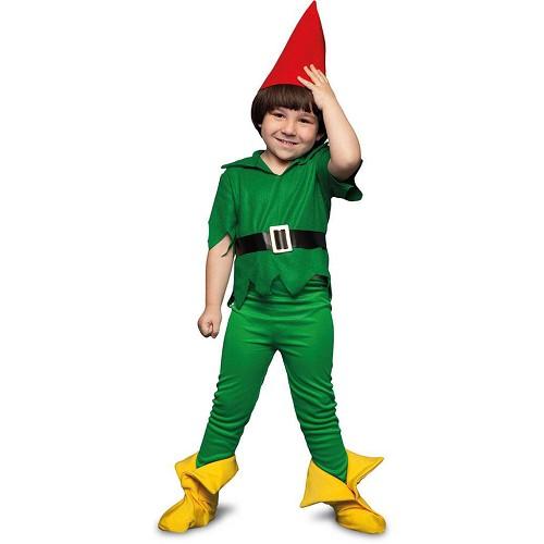 Disfraz Duende Verde Infantil