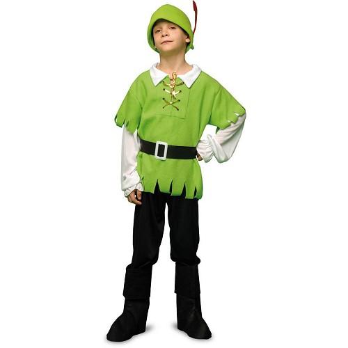 Disfraz Robin Hood Niño Infantil