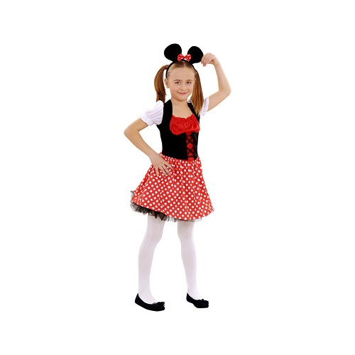 Disfraz Ratoncita Infantil