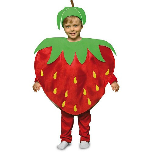 Disfraz Fresa Infantil