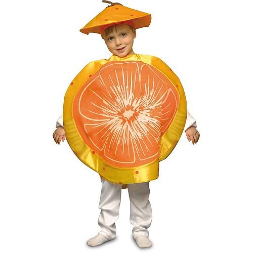 Disfraz Mandarina Infantil