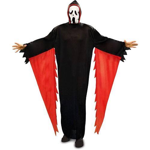 Disfraz Scream Máscara Adulto