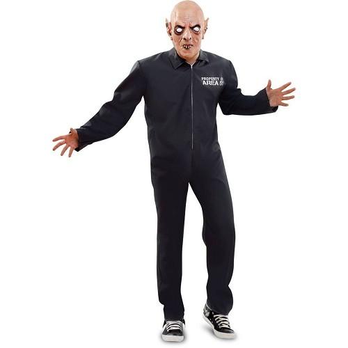 Disfraz Area 51 Adulto