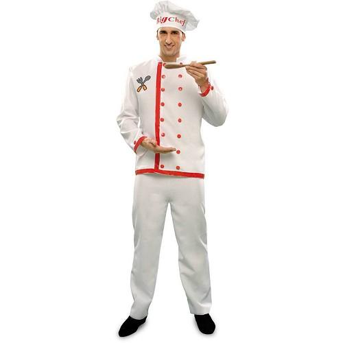 Disfraz Cocinero Adulto