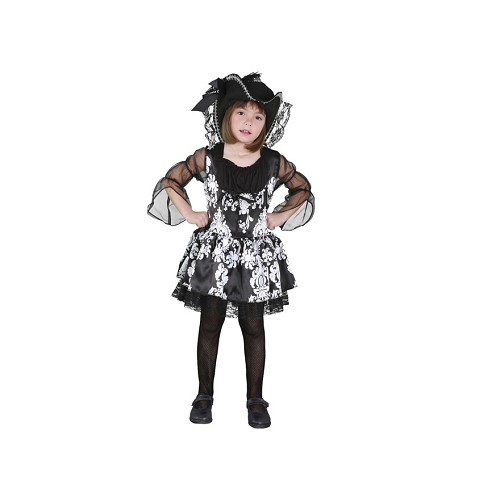 Disfraz Lady Pirata Infantil