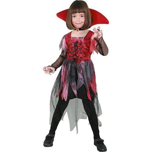 Disfraz Vampiresa Gotica Infantil