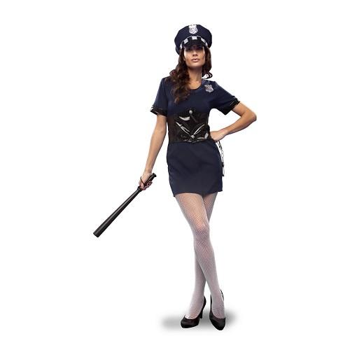 Disfraz Policia Municipal Adulto