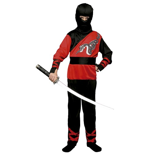 Disfraz Dragon Ninja Infantil