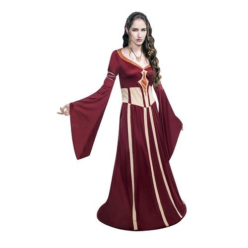 Disfraz Trono De Chearse Medieval Adulto