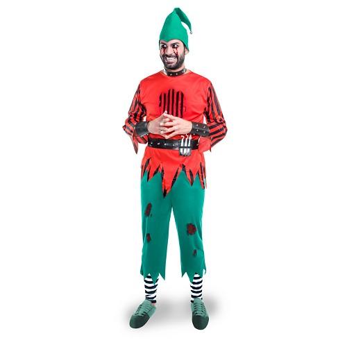 Disfraz Elfo Asesino Adulto