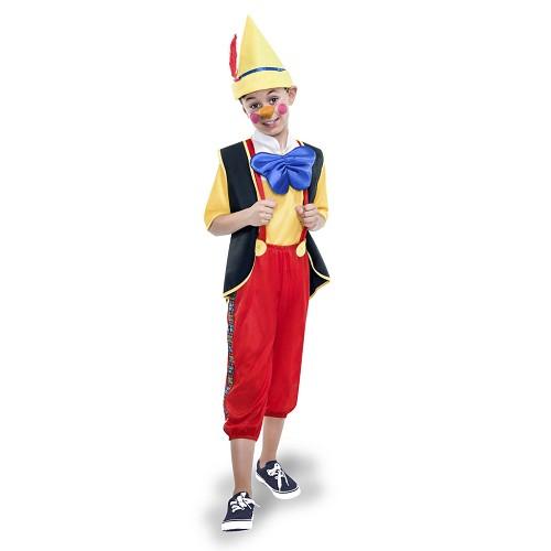 Disfraz Niño De Madera Infantil