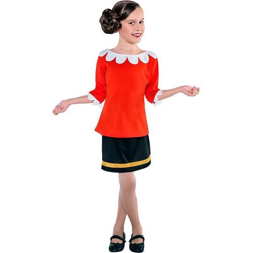 Disfraz Novia De Marinero Infantil