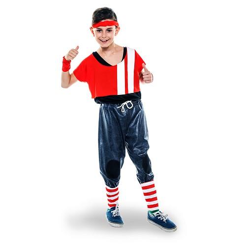 Disfraz Stardance Rojo Infantil