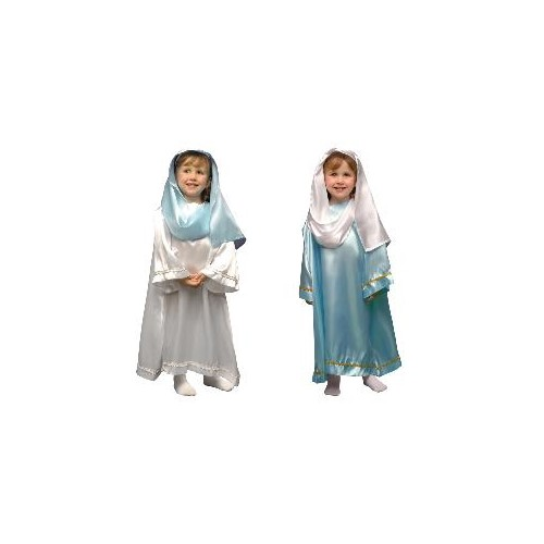 Disfraz Virgen Infantil