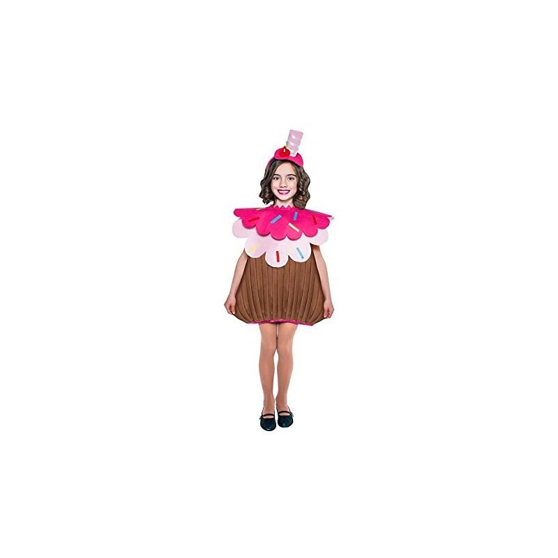 Disfraz Cupcake Infantil