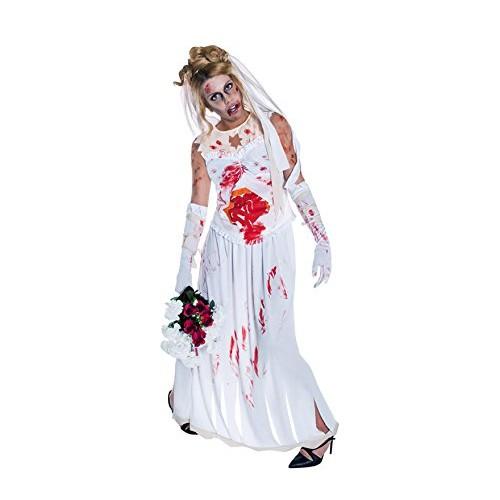 Disfraz Novia Zombie Adulto
