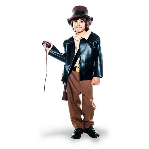 Disfraz Arqueologo Aventurero Infantil