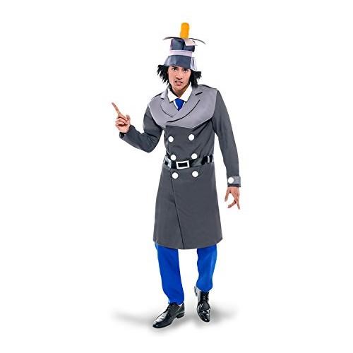 Disfraz Inspector Chiflado Adulto