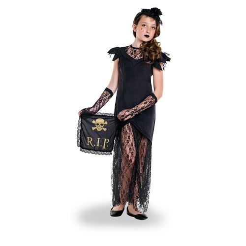 Disfraz Viuda Negra Infantil